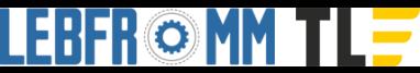 TLE & Lebfromm Logo